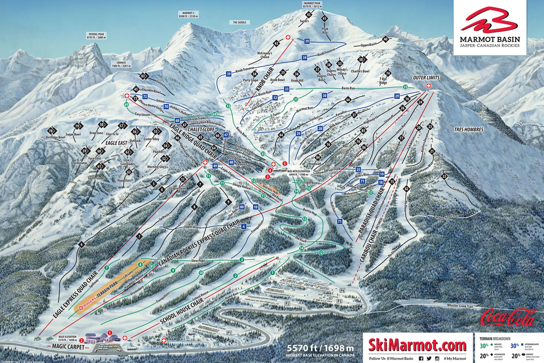 New routes opened for 321ski trips to Canada - literally!